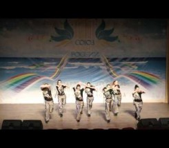 Ансамбль эстрадного танца «Магия танца» г. Ноябрьск