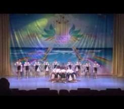 Образцовый анс. эстрадного танца Южного федерального университета