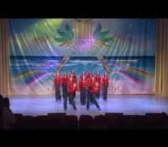Образцовый анс.эстрадного танца Южного федерального университета