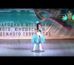Махмудова  Полина г. Кинешма (Ивановская  область)