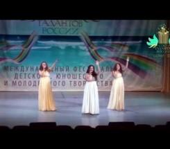 Кулагина Маргарита, Лучанинова Наталья, Щербакова Виктория