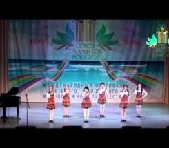 Вокальный  ансамбль «Веселые  нотки» г. Тольятти