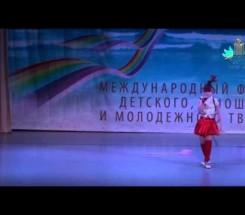 Кораблева  Алина г. Кинешма (Ивановская обл.)