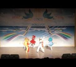 Шоу-группа «Переменка» г. Апшеронск