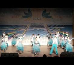Образцовый театр танца «Фиеста» г. Барнаул
