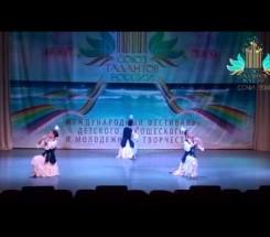 Образцовый ансамбль народного танца «Отрада» г. Лангепас
