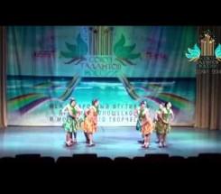 Ансамбль народного танца «Ровесники» г. Новомосковск