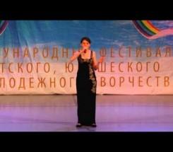 Пархомовская Анастасия станица Платнировская (Краснодарский край)