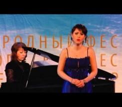 Зарянская Елизавета г. Ставрополь