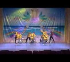 Народный ансамбль танца «Уральские узоры» г. Гай