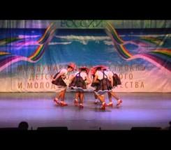 Детско -- юношеский ансамбль песни и танца «До-ми-соль» г. Голицино