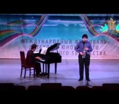Рыбников Никита г. Красноярск