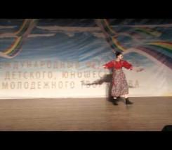Полина Долбилина г. Вышний Волочёк