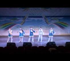 Вокальный ансамбль «Просто так» г. Муравленко