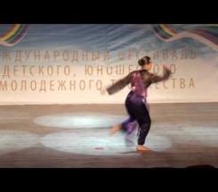 Вертинская Сабина (соло) г. Ноябрьск