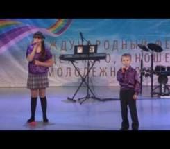Федорец Валентина и Двуреченский Федор,г. Аксай (Ростовская обл.)