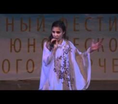Духопельникова Ксения п. Целина