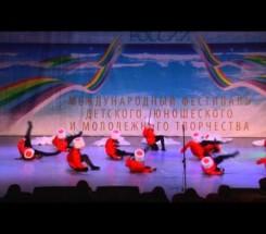 Хореографический ансамбль  танца «Зазеркалье» г. Новороссийск