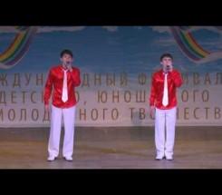 Дуэт Дмитриев Дмитрий и Панаги Николай г. Сызрань