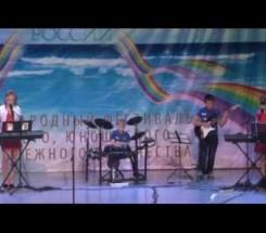 ВИА «Друзья» п. Новокумский (Ставропольский край)