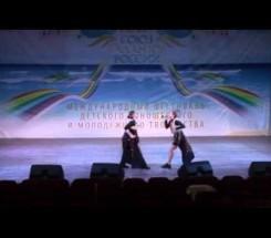 Кулагина Маргарита и Лучанинова Наталья г. Ноябрьск