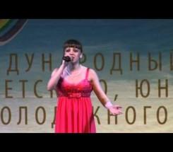 Рукавичкина Анастасия р. п. Шаховская
