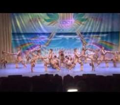 Детский образцовый анс.эстрадного танца Южного федерального университета