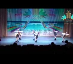 Ансамбль эстрадного танца «Зазеркалье» г.Новороссийск