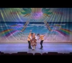 """Ансамбль народного танца """"Кондровские Непоседы"""", г. Кондрово"""