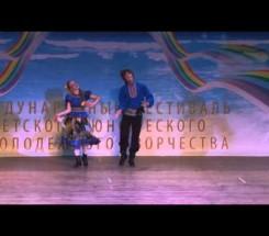 Ильин Владимир и Мазурова Александра