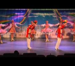 Образцовый ансамбль танца «Фейерверк» г. Усть-Лабинск