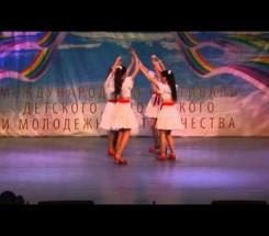 Детско--юношеский ансамбль песни и танца «До-ми-соль» г. Голицино