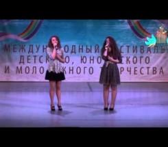 Кулагина Маргарита, Лучанинова Наталья г. Ноябрьск (ЯНАО)