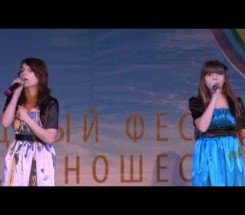 Ефремова Евгения и Боровская Татьяна
