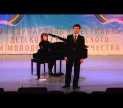 Комаров Кирилл г. Ставрополь
