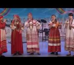 Фольклорный ансамбль «Барыня» г. Калуга