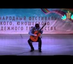 Леонов Илья г. Новомосковск (Тульская обл.)
