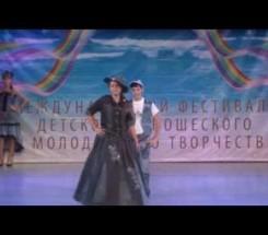 Театр мод «Фантазия» п. Привольный (Волгоградская обл.)