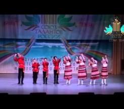 Детский фольклорный ансамбль «Карусель» г. Тула