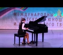 Абрамова Дарья c. Челно-Вершины (Самарская обл.)