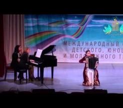 Макоева Милана с. Чикола (респ. Северная Осетия)
