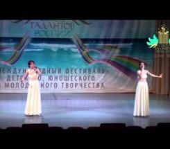 Рузанова Екатерина и Рузанова Мария г. Тольятти