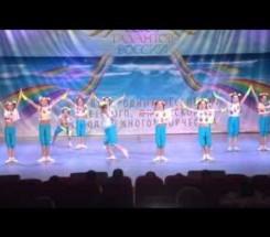 Народный хореографический ансамбль «Надежда» г. Сызрань