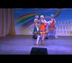 Образцовый ансамбль танца «Надежда» г. Сызрань