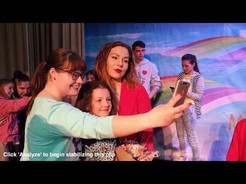 Творческий вечер на XXV творческом сезоне «Союз талантов России»