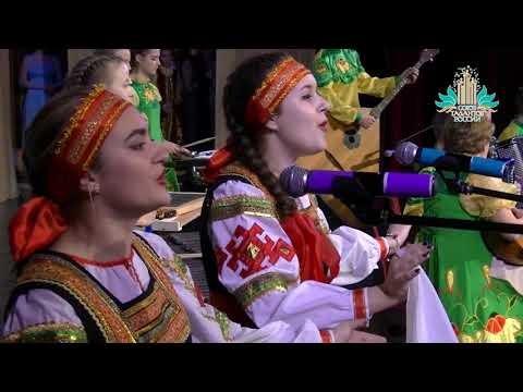 Ансамбль народных инструментов «Ручеек»  с. Засосна (Белгородская область)