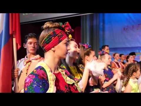 Награждение победителей на XXV творческом сезоне «Союз талантов России» (май 2019)